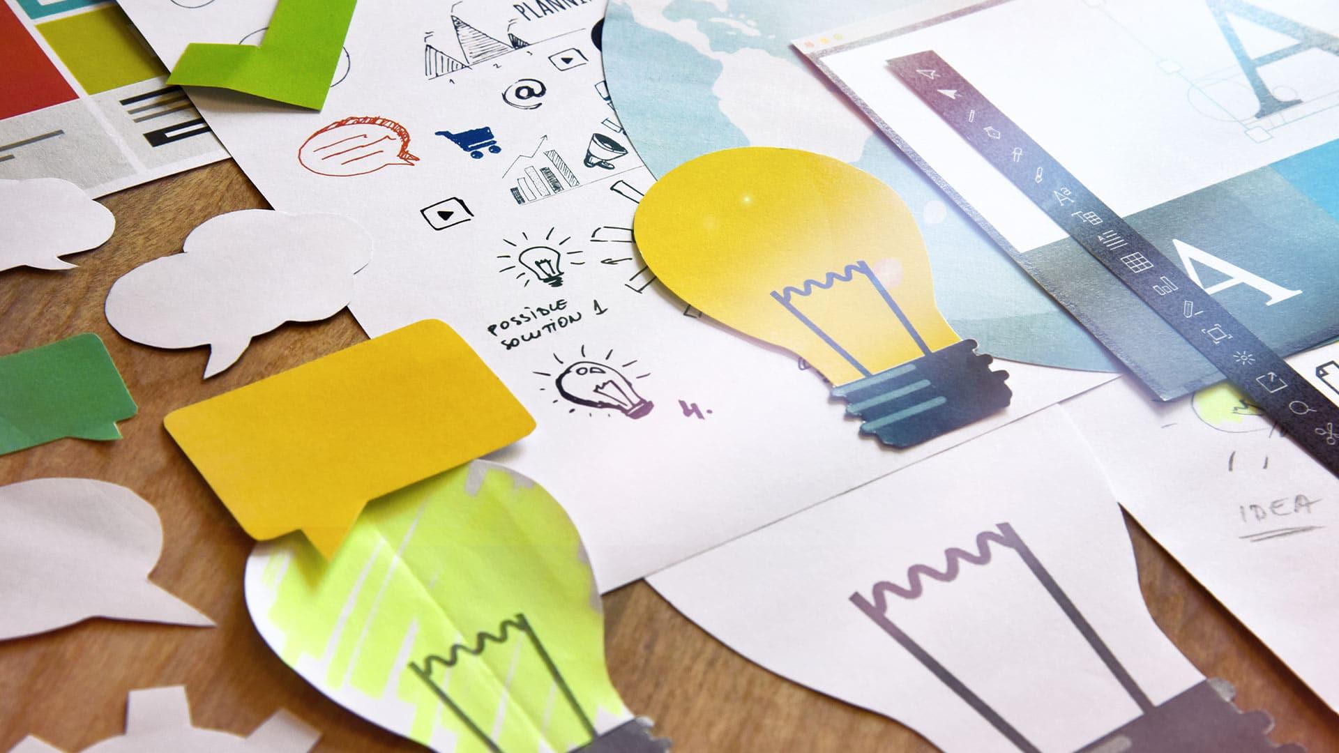 רעיון לתוכנית עסקית ולמיזם
