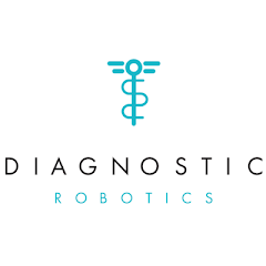 לוגו חברת דיאגנוסטיק רובוטיקס להם ביצענו תוכנית עסקית