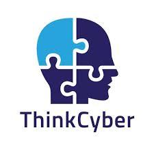 לוגו חברת think cyber להם ביצענו תוכנית עסקית