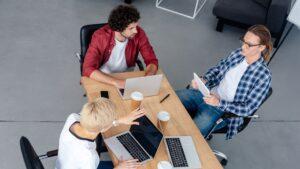 אם אתה פונה למשקיעים ללא תוכנית עסקית ויעדים ברורים, אתה מבזבז את הזמן שלך.