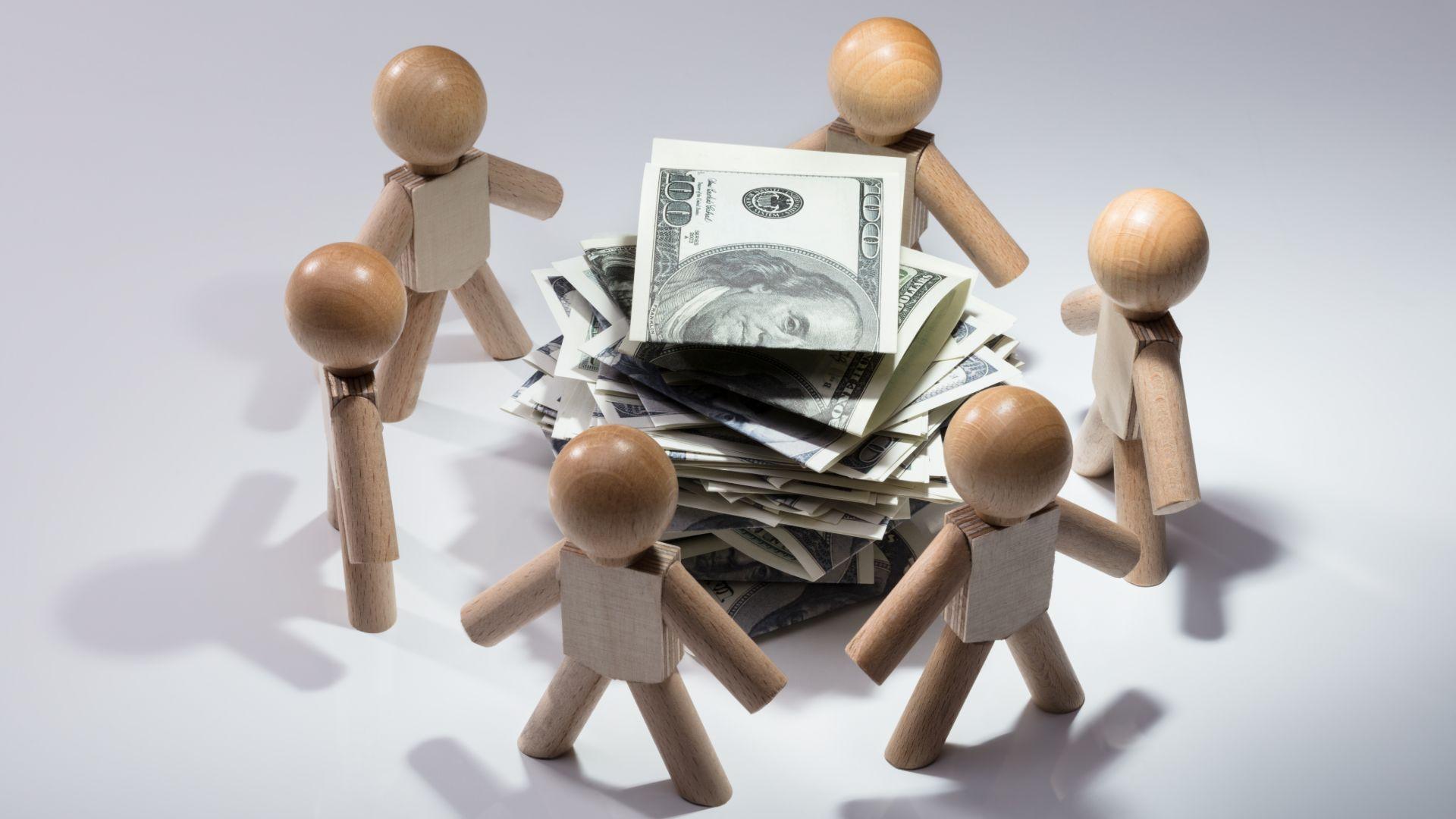 תוכנית עסקית לגיוס מימון המונים